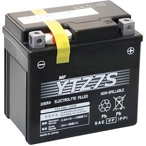 BATTERIE VÉHICULE Batterie moto 12V 6Ah POWEROAD YTZ7S