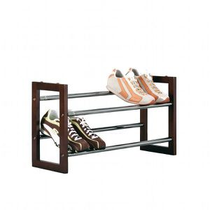range chaussures extensibles achat vente range chaussures extensibles pas cher cdiscount. Black Bedroom Furniture Sets. Home Design Ideas