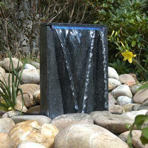 Fontaine de jardin led vicenza achat vente fontaine de - Vente de fontaine de jardin ...