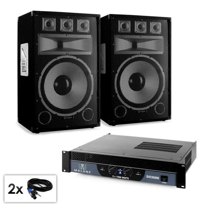 set saphir series warm up tx15 enceintes ampli pack sono avis et prix pas cher cdiscount. Black Bedroom Furniture Sets. Home Design Ideas