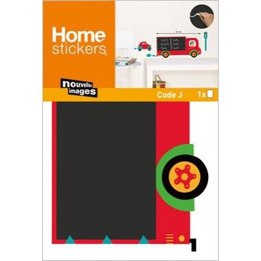 Stickers muraux ardoise camion achat vente stickers ardoise cdiscount - Stickers muraux cdiscount ...