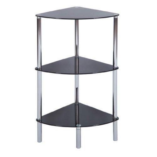 etagere en verre noir maison design. Black Bedroom Furniture Sets. Home Design Ideas