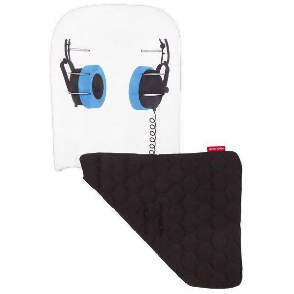 Matelas pour poussettes maclaren r versible achat vente assise poussette 5010902194351 - Matelas poussette maclaren ...