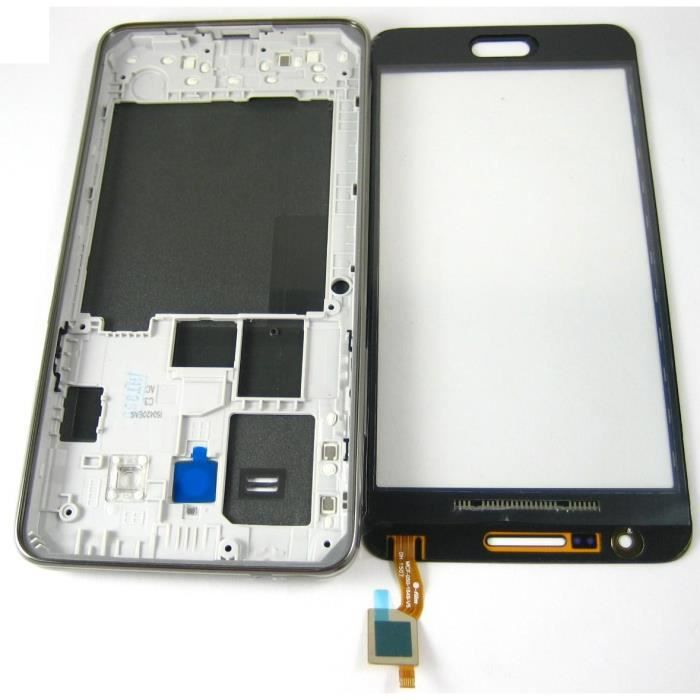 tactile digitizer cran cover housing pour samsung galaxy. Black Bedroom Furniture Sets. Home Design Ideas