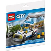 ASSEMBLAGE CONSTRUCTION LEGO City 30352 - Polybag Voiture de Police