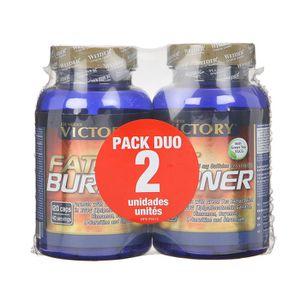 PROTÉINE VICTORY Fat burner 2 x 120 gélules Pack Duo
