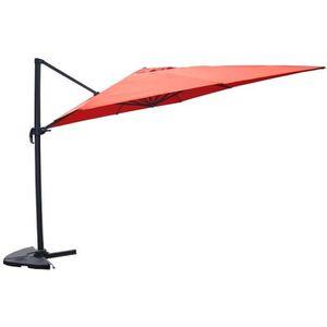 parasol rectangulaire 3x2 achat vente parasol. Black Bedroom Furniture Sets. Home Design Ideas