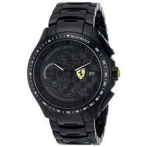 MONTRE Montre Ferrari 0830087 Homme Quartz Analogique Cad