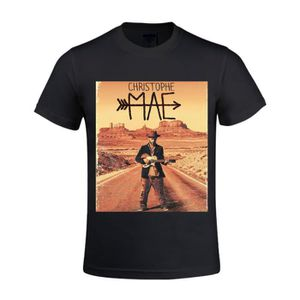 T-SHIRT Tee-shirt Homme CHRISTOPHE-MAE - Manches courtes -