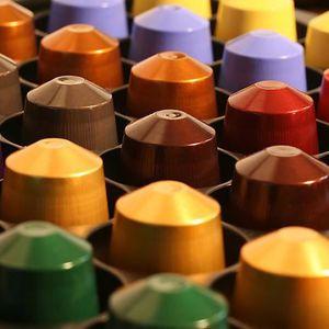 CAFÉ - CHICORÉE Nespresso Lot de 200 capsules de café Varié