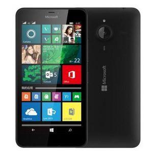 SMARTPHONE Nok Lumia 640XL Dual Sim 4G(RM1096) noir smartphon