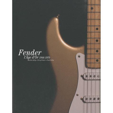 Les bons livres traitant de la Guitare ??? Fender-l-age-d-or-1946-1970
