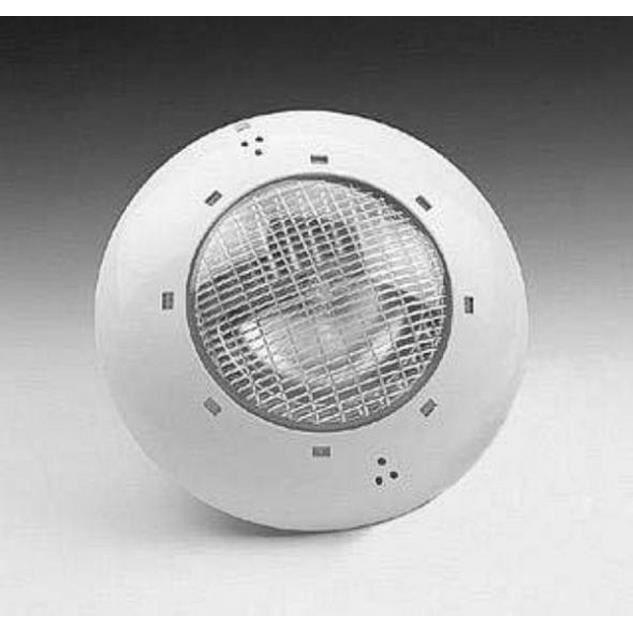 Projecteur 100w extra plat pour piscine bois avec liner for Lampe piscine bois