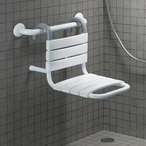 si ge de douche suspendre pellet achat vente porte accessoire si ge de douche suspendr. Black Bedroom Furniture Sets. Home Design Ideas