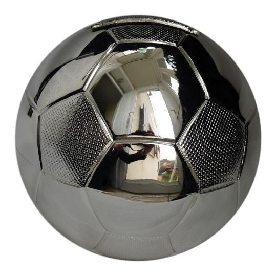 Cadeau de bapteme tirelire ballon de foot achat - Idee cadeau bapteme fille originale ...