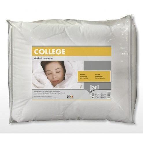 couette 4 saisons 140 x 200 cm college 140 x 200 cm achat vente couette cdiscount. Black Bedroom Furniture Sets. Home Design Ideas