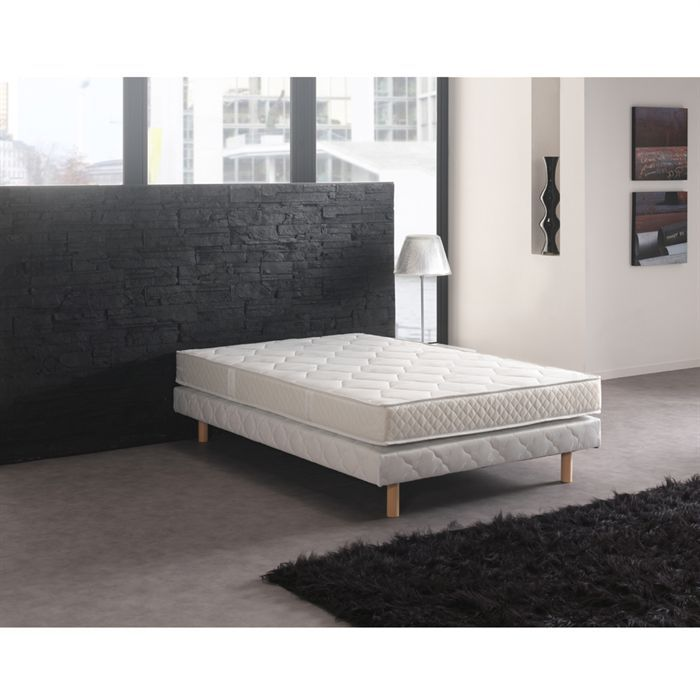lit 120 achat vente lit 120 pas cher cdiscount. Black Bedroom Furniture Sets. Home Design Ideas
