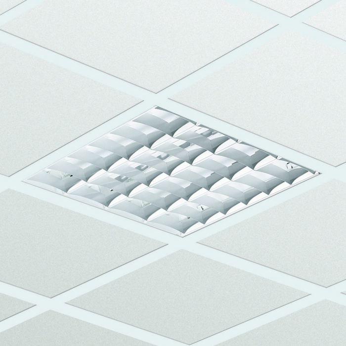 Luminaire plafond encastr impala tbs160 4xtl d18w achat for Eclairage led interieur plafond