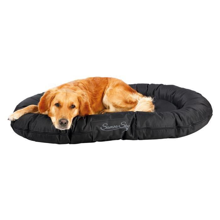 trixie coussin samoa sky 100x75cm noir pour chien achat vente corbeille coussin. Black Bedroom Furniture Sets. Home Design Ideas