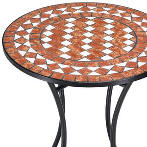table de jardin m tal achat vente pas cher soldes cdiscount. Black Bedroom Furniture Sets. Home Design Ideas
