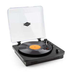platine tourne disque vinyl achat vente platine tourne disque vinyl pas cher cdiscount. Black Bedroom Furniture Sets. Home Design Ideas