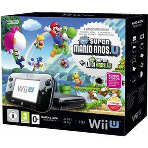 CONSOLE WII U Nintendo Wii U Mario + Luigi Premium Pack