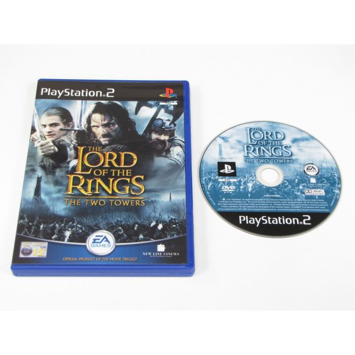 JEUX PS2 Produit d'occasion - The Lord Of The Ring, The …