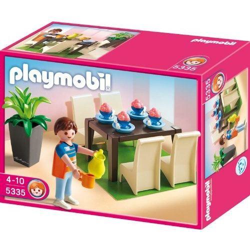 Playmobil 5335 jeu de construction salle achat for Salle a manger playmobil