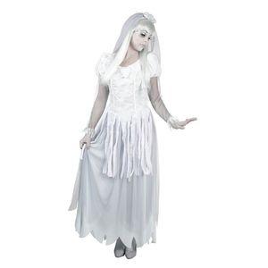 Deguisement femme robe de mariee achat vente jeux et - Deguisement dame blanche ...