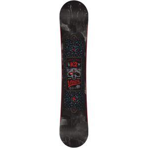 PLANCHE DE SNOWBOARD Planche De Snowboard Vandal Wide Noir K2 Junior Mi