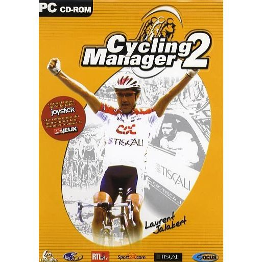 Cycling Manager. CD-ROM - Mindscape