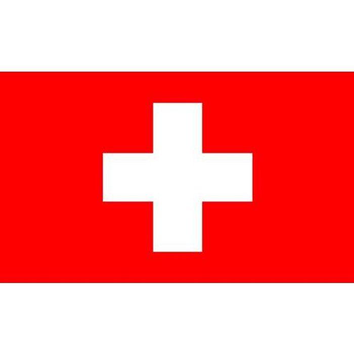 Drapeau Suisse Helv 233 Tique Prix Pas Cher Cdiscount