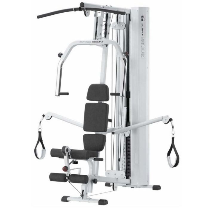 Station de musculation kinetic f3 kettler achat vente appareil abdo stati - Station de musculation professionnelle ...