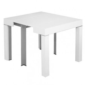 Table extensible 300 cm achat vente table extensible - Table laquee blanche extensible ...