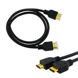 CÂBLE JEUX VIDEO Lead HDMI 1080p Smart Cable TV HD 3D HDTV compteur