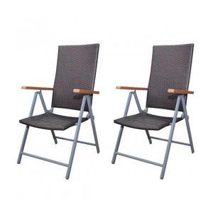 Lot chaise exterieur achat vente lot chaise exterieur - Chaise d exterieur pas cher ...