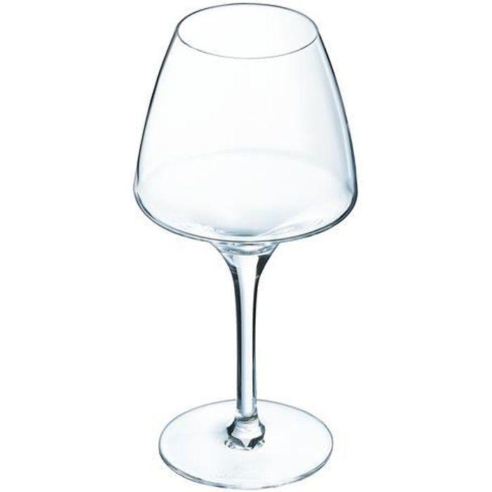 chef et sommelier lot de 6 verres vin open up tasting 32. Black Bedroom Furniture Sets. Home Design Ideas