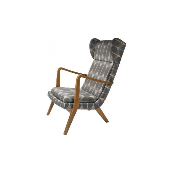 Fauteuil Relax Silence Psychedelic Kare Design Achat