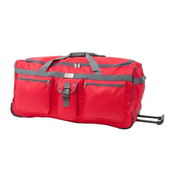9 sac de voyage roulettes multipoches achat vente sac de voyage 9 sac de voyage. Black Bedroom Furniture Sets. Home Design Ideas