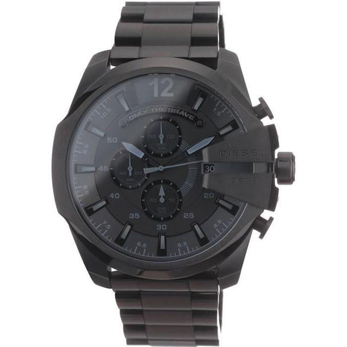 diesel montre dz4355 chronographe homme achat vente montre diesel montre dz4355 homme. Black Bedroom Furniture Sets. Home Design Ideas