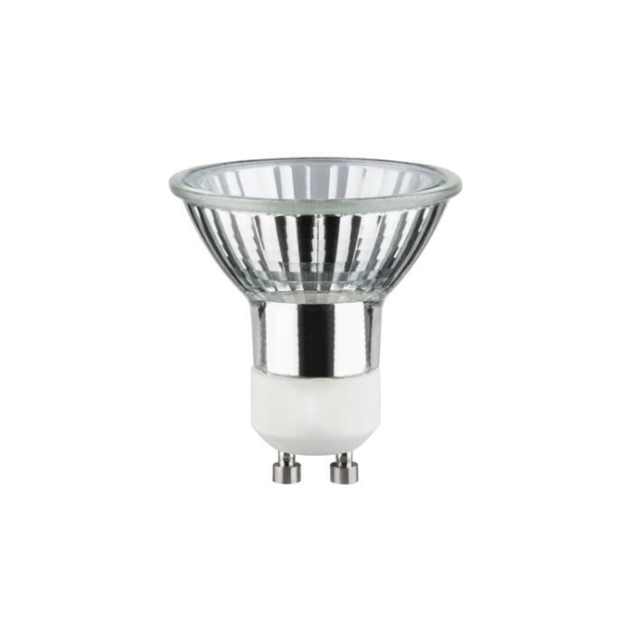 paulmann 80035 reflecteur halog ne 230v 28w gu10 clair achat vente ampoule led cdiscount. Black Bedroom Furniture Sets. Home Design Ideas