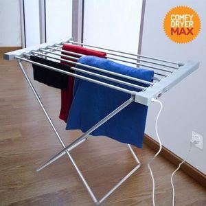sechoir electrique achat vente sechoir electrique pas cher cdiscount. Black Bedroom Furniture Sets. Home Design Ideas