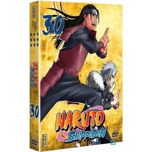 DVD MANGA Coffret DVD NARUTO SHIPPUDEN VOL.30