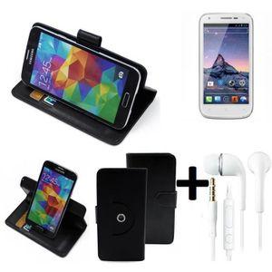 HOUSSE - ÉTUI TOP SET: Case 360° Cover pour Smartphone Wiko Cink