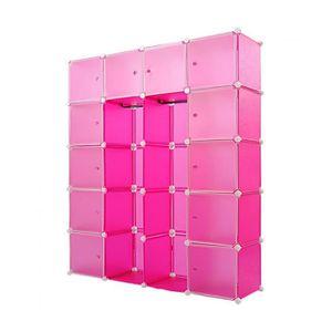 armoire rangement casier achat vente armoire rangement casier pas cher cdiscount. Black Bedroom Furniture Sets. Home Design Ideas