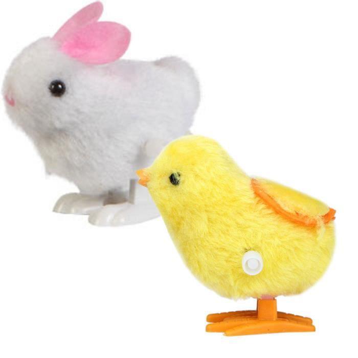 Le nouveau b b jouets du lapin de p ques en poussin et achat vente bricolage tabli - 4 images 1 mot poussin lapin ...