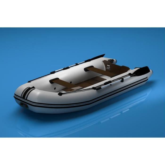 Bateau pneumatique gonflable gris 320x146x40 achat vente cano bateau pne - Bateau pneumatique gonflable ...