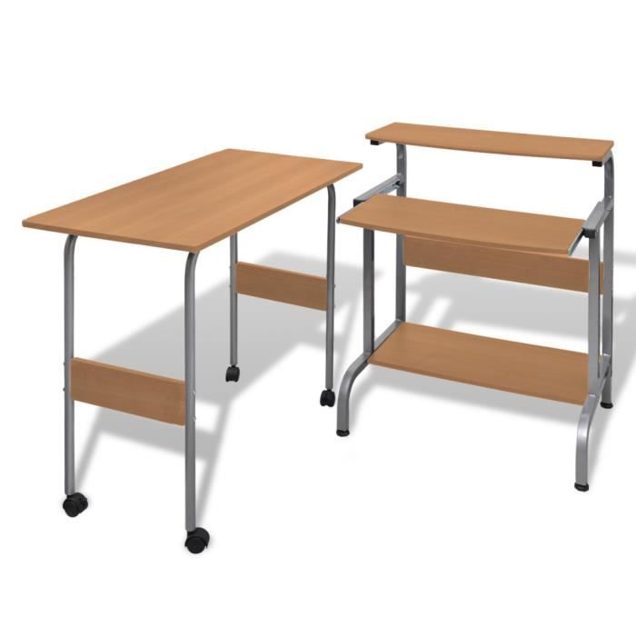 table reglable ordinateur