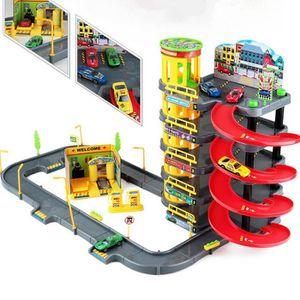 garage voiture pour enfant achat vente jeux et jouets pas chers. Black Bedroom Furniture Sets. Home Design Ideas