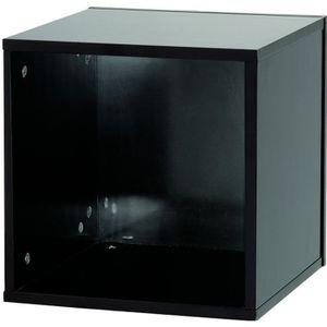 rangement vinyle prix pas cher soldes cdiscount. Black Bedroom Furniture Sets. Home Design Ideas